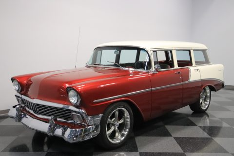 very clean 1956 Chevrolet Bel Air/150/210 Wagon custom for sale
