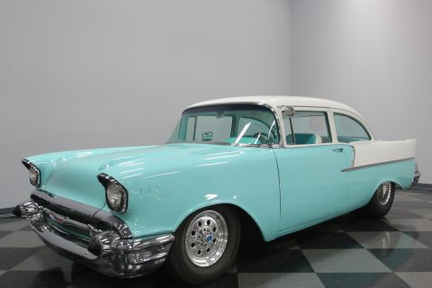 big block 1957 Chevrolet Bel Air/150/210 custom pro street for sale