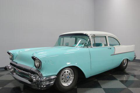 big block 1957 Chevrolet Bel Air/150/210 custom pro street for sale