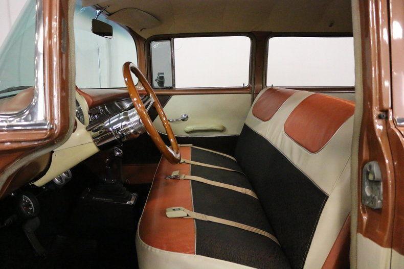 Corvette engine 1957 Chevrolet Bel Air/150/210 Wagon custom