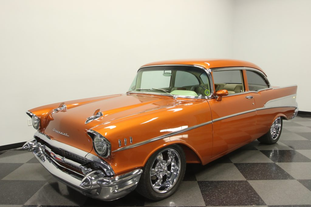 Restomod 1957 Chevrolet Bel Air/150/210 custom