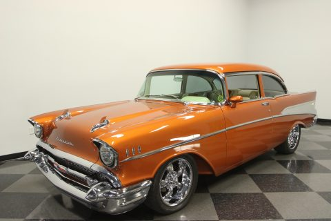 Restomod 1957 Chevrolet Bel Air/150/210 custom for sale
