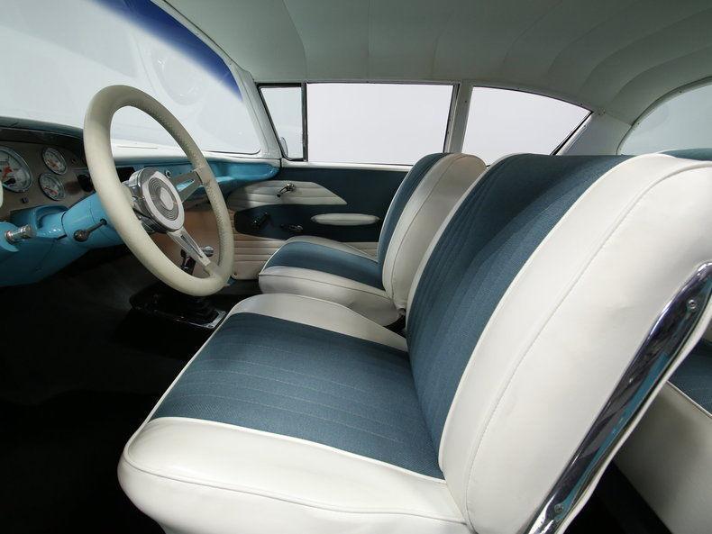 sharp 1958 Chevrolet Bel Air/150/210 custom
