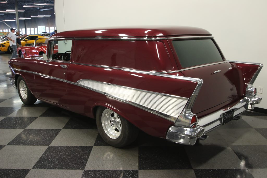 Super Clean & Straight 1957 Chevrolet Sedan Delivery custom