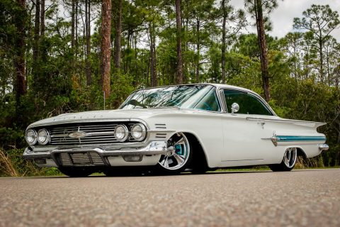 brand new engine 1960 Chevrolet Impala custom for sale