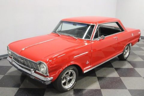 classic 1965 Chevrolet Nova custom for sale