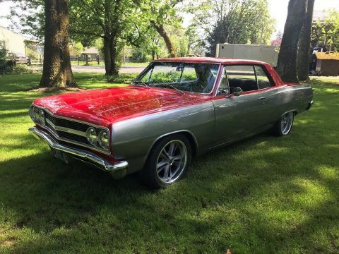 just completed 1965 Chevrolet Chevelle custom for sale