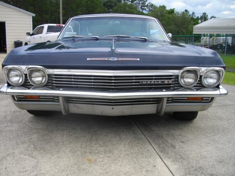 lowered 1965 Chevrolet Impala SS custom for sale
