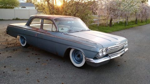original aptina 1962 Chevrolet Impala custom for sale