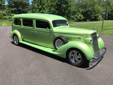 rare 1936 Packard Henney Hearse custom for sale