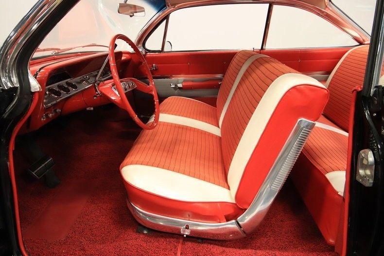 Restomod 1961 Chevrolet Impala custom