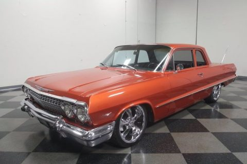 Restomod 1963 Chevrolet Bel Air custom for sale