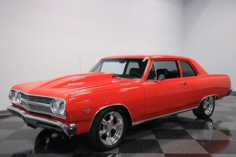 Restomod 1965 Chevrolet Chevelle 300 custom for sale