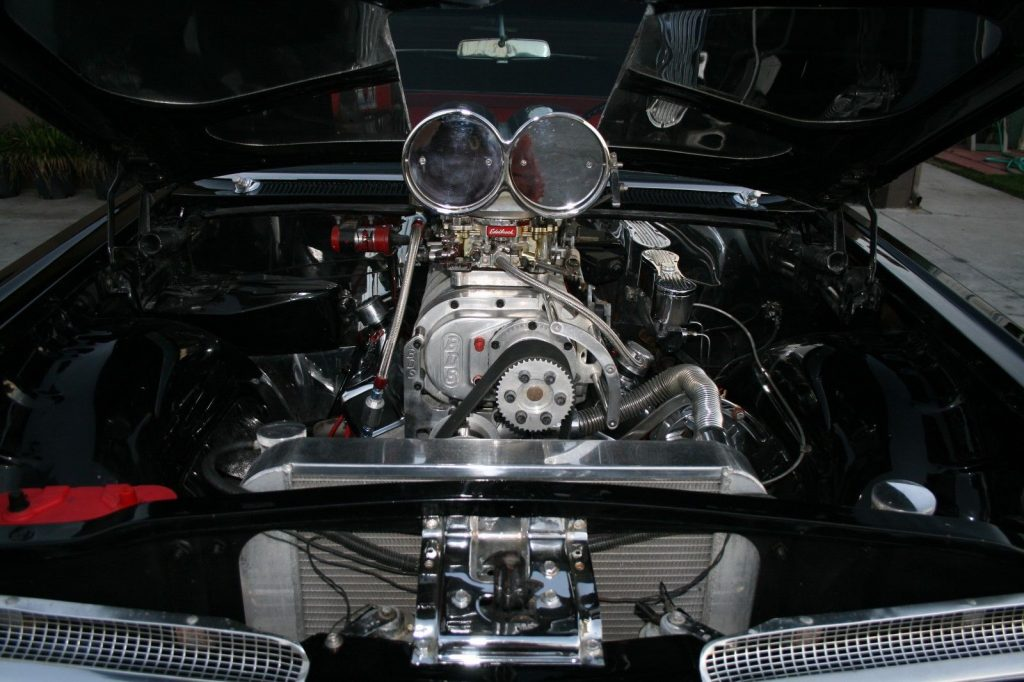 show and go 1959 Chevrolet El Camino custom