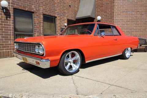 show car 1964 Chevrolet Chevelle Malibu custom for sale