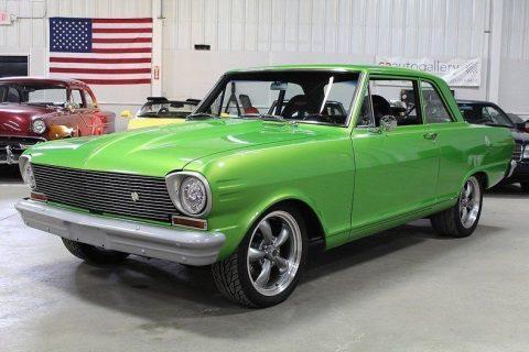stroker big block 1963 Chevrolet Nova custom for sale