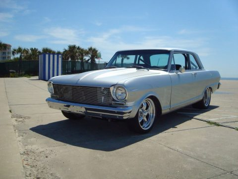 well modified 1962 Chevrolet Nova custom for sale