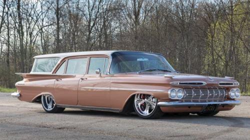 ZERO DISAPPOINTMENTS 1959 Chevrolet Impala custom