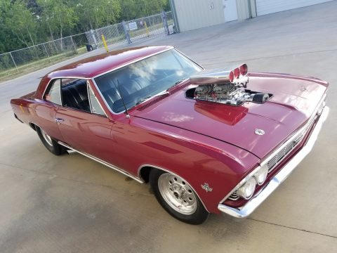 big block 1966 Chevrolet Chevelle custom for sale