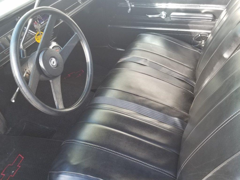 big block 1966 Chevrolet Chevelle custom