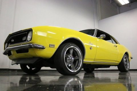 low miles since restoration 1968 Chevrolet Camaro custom for sale
