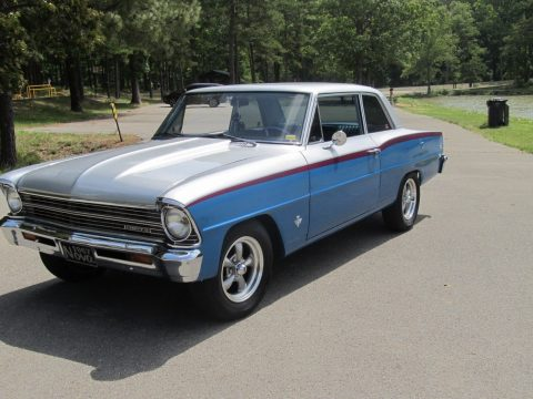 old school build 1967 Chevrolet Nova Basic custom for sale