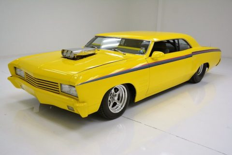 one of a kind badass 1967 Chevrolet Chevelle custom for sale