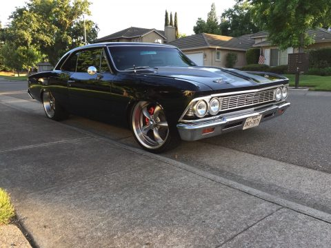 Pro Touring 1966 Chevrolet Chevelle custom for sale