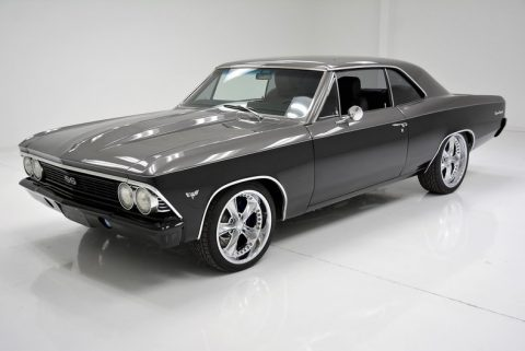 Restomod 1966 Chevrolet Chevelle custom for sale
