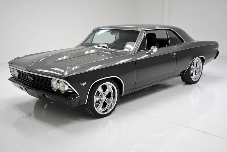 Restomod 1966 Chevrolet Chevelle custom