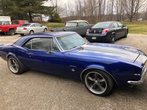 sharp 1967 Chevrolet Camaro custom for sale