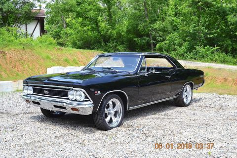 SS 396 Tribute 1966 Chevrolet Chevelle SS BIG Block 4SPD custom for sale