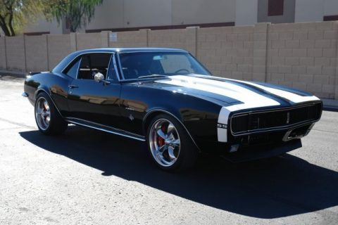 upgraded engine 1967 Chevrolet Camaro custom for sale