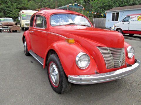 40s style 1972 Volkswagen Beetle custom for sale