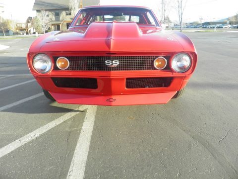 completely restored 1967 Chevrolet Camaro custom for sale