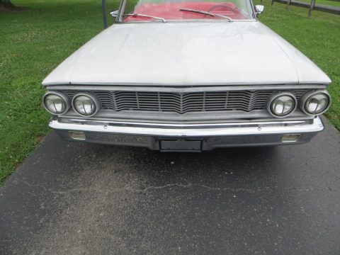 lowered 1964 Ford Galaxie 500 Convertible custom for sale