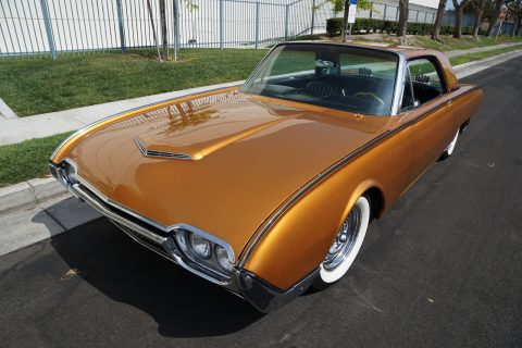 one of a kind 1962 Ford Thunderbird Hardtop Custom for sale