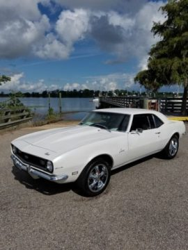 restored 1968 Chevrolet Camaro RS Coupe custom for sale