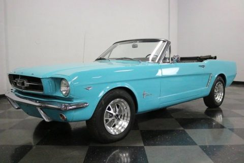 disc brakes 1965 Ford Mustang Convertible custom for sale