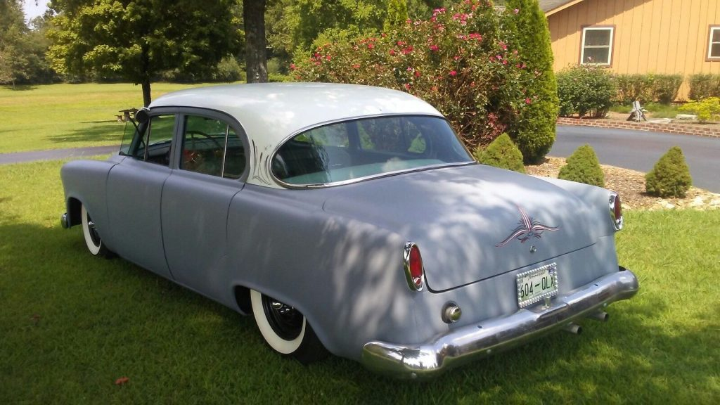 nicely customized 1953 Dodge Coronet custom