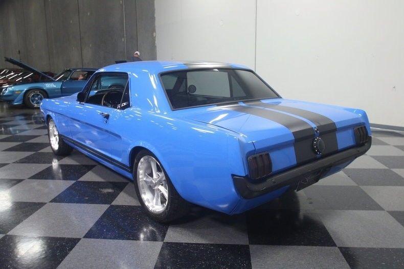 very nice 1965 Ford Mustang custom