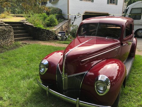 awesome 1940 Ford Tudor custom for sale
