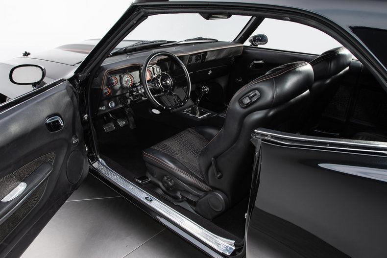 badass restomod 1969 Chevrolet Camaro custom