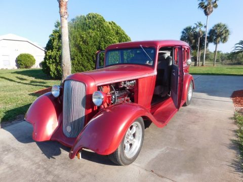 daily driver 1933 Plymouth custom for sale