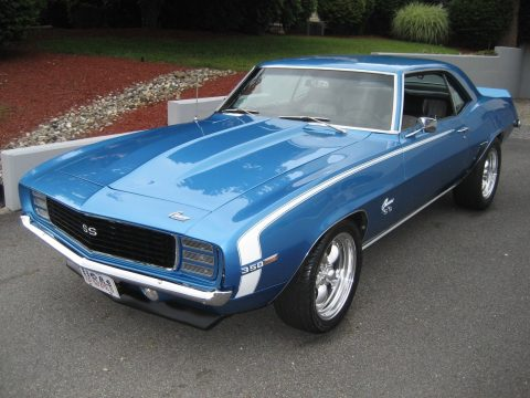 fully restored 1969 Chevrolet Camaro SS/RS custom for sale