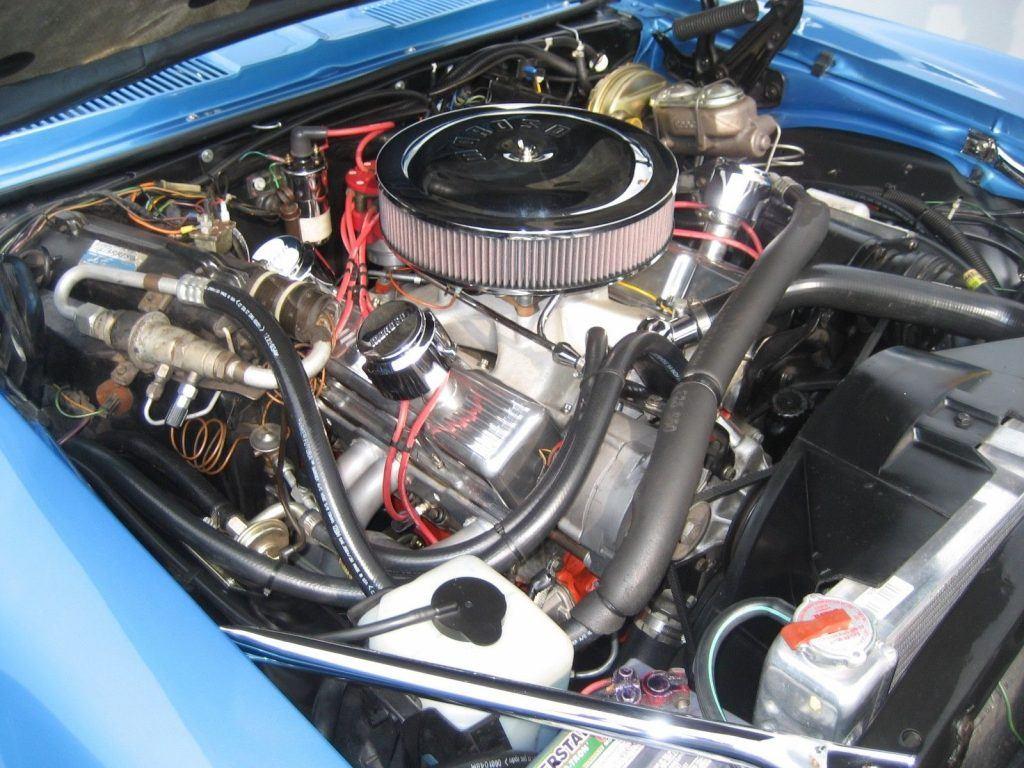 fully restored 1969 Chevrolet Camaro SS/RS custom