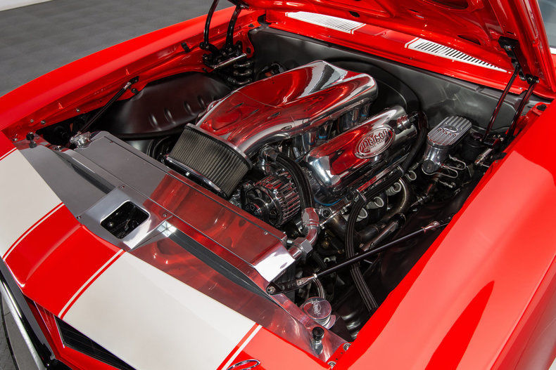 low miles 1969 Chevrolet Camaro custom