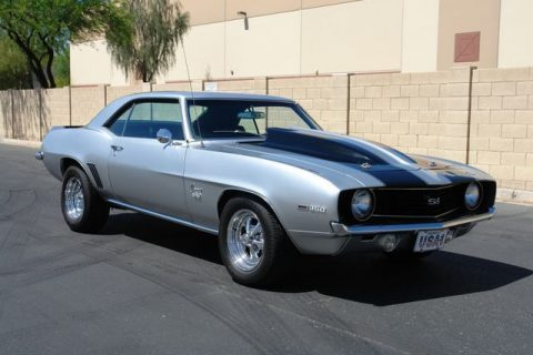 newly built 1969 Chevrolet Camaro custom for sale