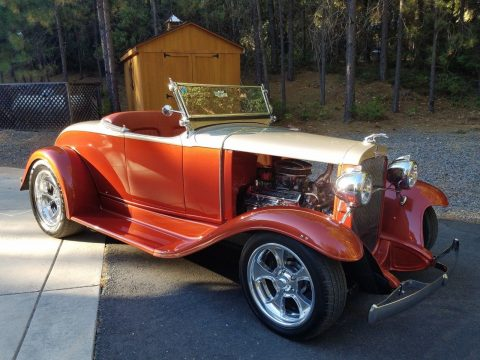 rare 1931 Chevrolet Roadster Rumbleseat custom for sale