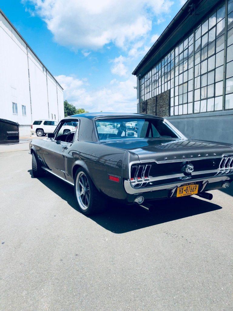 sharp 1968 Ford Mustang custom
